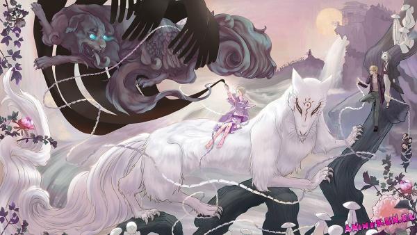 Обзор аниме: Тетрадь дружбы Нацумэ