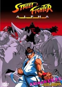 Уличный боец Альфа OVA-1 / Street Fighter Alpha
