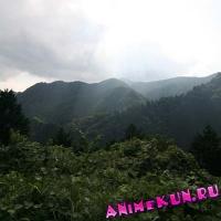 Гора Митаке.