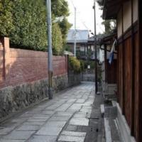 Переулок Исибэ-Кодзи.
