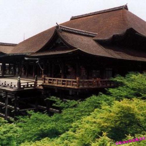 Киёмидзудэра (Храм чистой воды).
