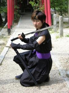 Куноити - искусство женщин-ниндзя
