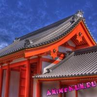 Императорский Дворец Киото.