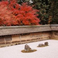 Рёандзи (Сад камней).