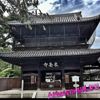 Храм Сэнгакудзи.