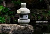 Японские каменные фонари