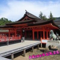 Храм Удзигами.