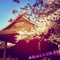 Храм Ясукуни.