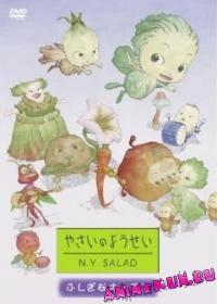 Yasai no Yousei: N.Y. Salad