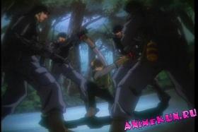 Weiss Kreuz OVA