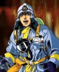 Дайго из команды Мэ: Безрассудный с пожарной станции