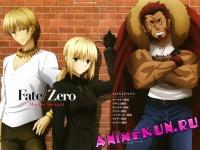 Fate/Zero TV-1 ED (Aoi Eir - MEMORIA)