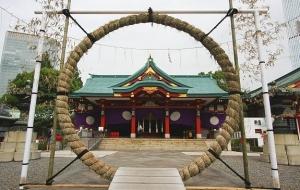 Храм Хиэ