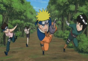 Gekijouban Naruto Soyokazeden: Naruto to Mashin to Mitsu no Onegai Dattebayo!!