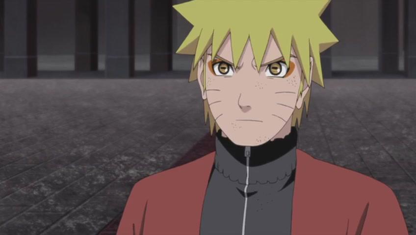 Наруто фильм 8 - Кровавая тюрьма / Gekijouban Naruto ...