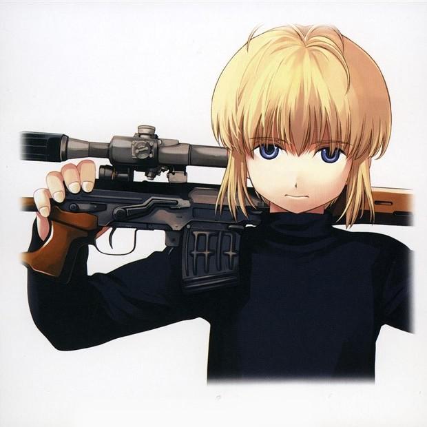 Gunslinger girl школа убийц ost