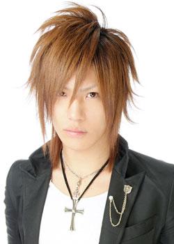 средняя длинна волос отаку 2