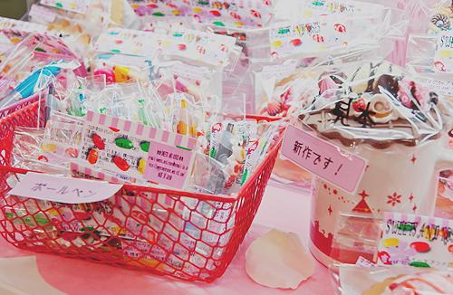 япония, сладости