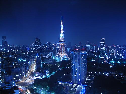 Башня Токио