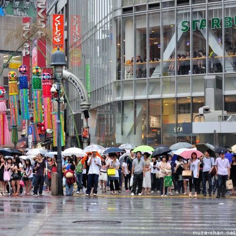Какая сейчас погода в токио