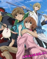 Tsubasa Chronicle: The Princess of the Birdcage Land