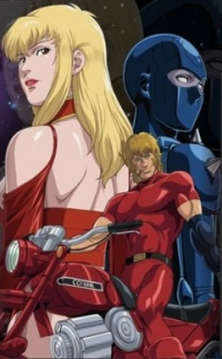 Cobra The Animation: Time Drive OVA-2