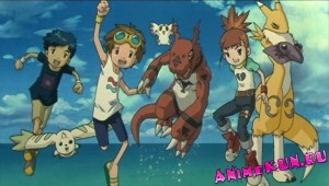 Digimon Tamers The Adventurers' Battle