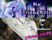 AMV - My FriendNote 720p