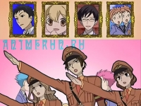 AMV - Ouran High School Never Ends