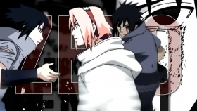 AMV - SASUKE DOESN'T GIVE A FUCK! 720p