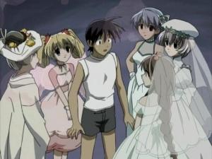 Счастливый урок OVA-2