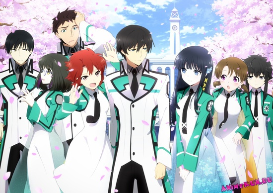 Список сейю аниме Irregular at Magic High School