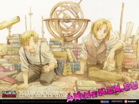 Full metal Alchemist: Brotherhood (Sukima Switch - Golden Time Lover)