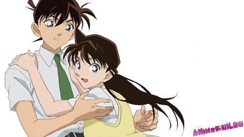 Shinichi Kudo x Ran Mori