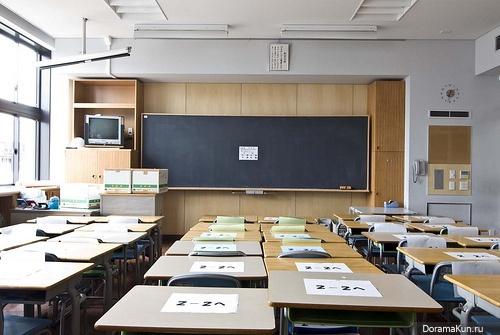 школьная система японии