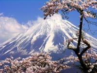 Горы в Японии