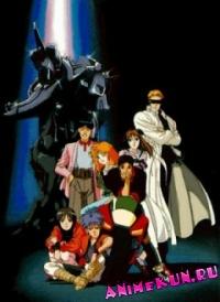 Мегазона 23 OVA-3 / Megazone 23 Part III
