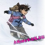 Detective Conan: Quarter of Silence(Meitantei Conan Movie 15)