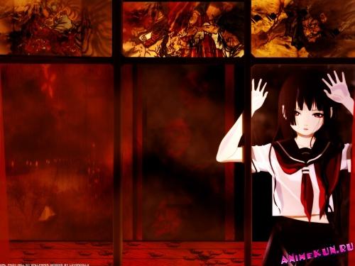Проза. Выражения из аниме. Адская девочка.