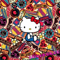 В музей Hello Kitty добавят Mona Lisa, The Milkmaid, и многих других.