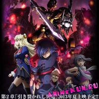 Новый трейлер Code Geass: Akito the Exiled