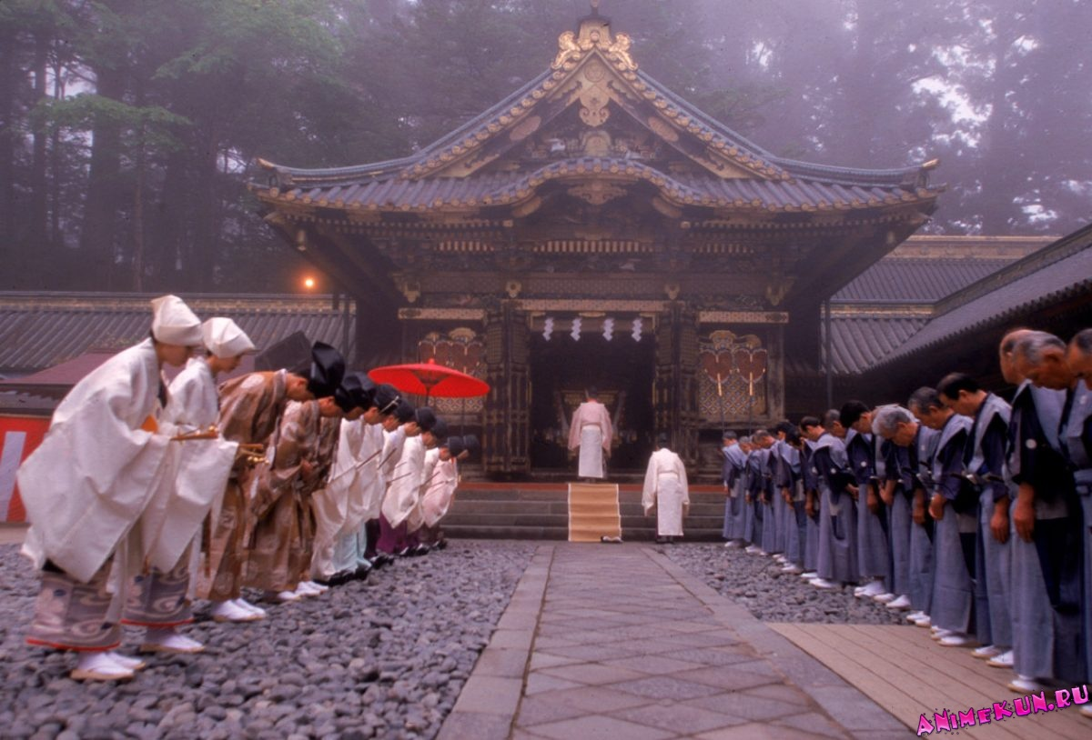 separation of religions in meiji japan essay