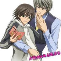 Junjō Romantica Boys-Love Anime Season 3's
