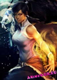 The Legend of Korra: book four - Balance