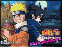 Naruto TV-1 (Hound Dog - Rocks)